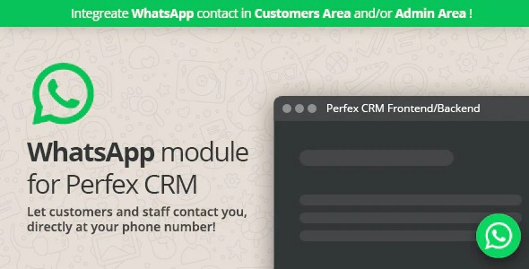 WhatsApp-module-for-Perfex-CRM-Nulled-Download