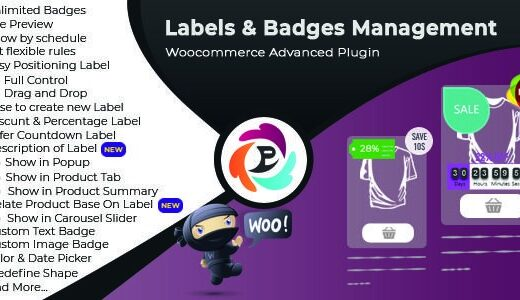 WooCommerce-Advance-Product-Label-and-Badge-Pro-Nulled-Download