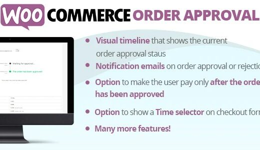WooCommerce-Order-Approval-Nulled-Download
