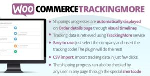 WooCommerce-TrackingMore-Nulled-Download