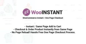 WooInstant-WooCommerce-Instant-Checkout-Nulled-Download