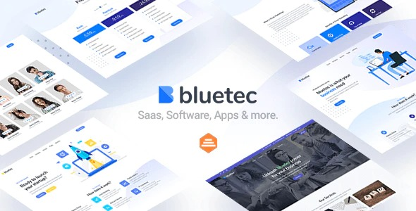 bluetec-saas-it-software-startup-and-coworking-website-template-Nulled-Download