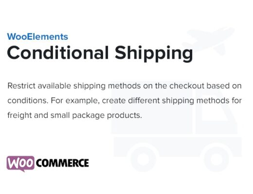 conditional-free-shipping-woocommerce-plugin-Nulled-Download