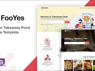fooyes-delivery-takeaway-food-template-Nulled-Download