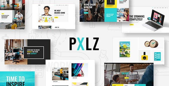 pxlz-creative-design-agency-theme-Nulled-Download
