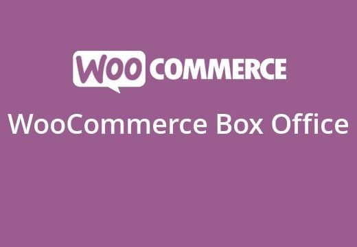 woocommerce-box-office-Nulled-Download