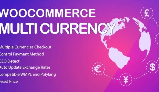 woocommerce-multi-currency-Nulled-Download