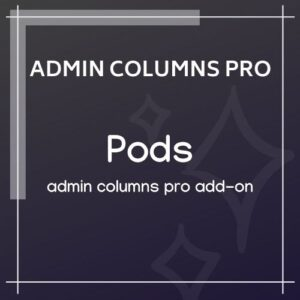Admin-Columns-Pro-Nulled-Download