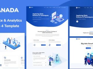 Anada-Nulled-Data-Science&Analytics-WordPress-Theme-Download