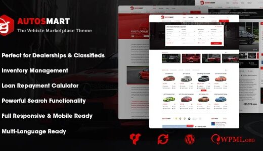 AutosMart-Nulled-Download