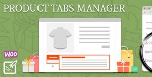 WooCommerce Product Tabs Manager By BeRocket Nulled Demo