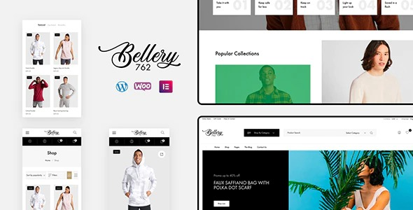 Bellery-Modern&Minimal-WooCommerce-Theme-Nulled-Download