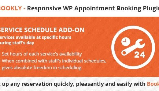 Bookly-Service-Schedule-Nulled-Download