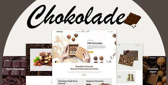 Chokolade-Chocolate-Sweets&Candy-And-Cake-Shopify-Theme-Nulled-Download