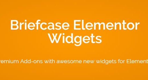 Extras-For-BriefcaseWP-Elementor-Widgets-Nulled-Download