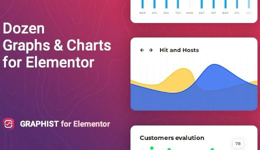 Graphist-Nulled-Graphs&Charts-for-Elementor-Nulled-Download