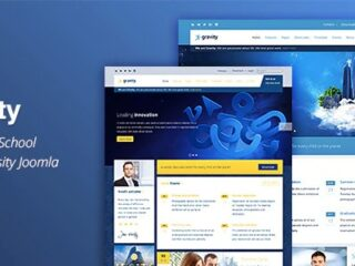 Gravity-Education-Joomla-Template-Nulled-Download
