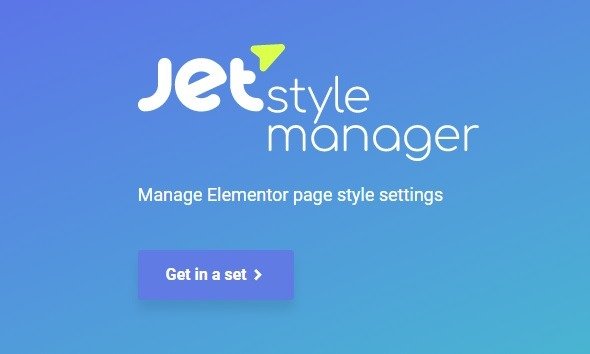 JetStyleManager-Style-manager-for-Crocoblock-plugins-Nulled-Download