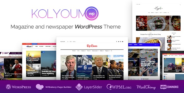 Kolyoum-Newspaper-Magazine-News-BuddyPress-AMP-Nulled-Download