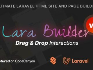 https://yukapo.com/downloads/larabuilder-nulled-v5-1-0-html-website-builder-in-laravel/