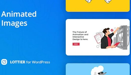 Lottier-Nulled-Lottie-Animated-Images-for-WordPress-Editor-Download