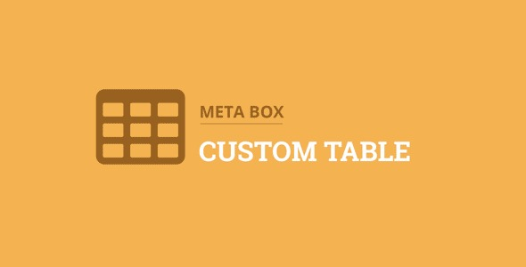 Meta-Box-Custom-Table-Nulled-Download