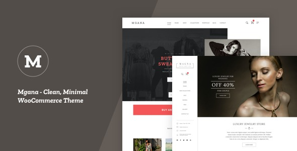 Mgana-Clean-Minimal-WooCommerce-Theme-Nulled-Download