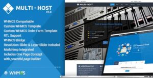 Multi-Host-WHMCS-Hosting-WordPress-Theme-Nulled-Download