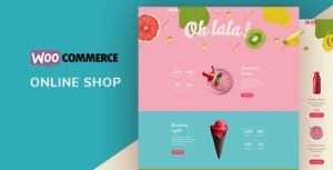 Ohlala-Cake-Shop-Ice-Cream&Juice-Bar-Nulled-Download