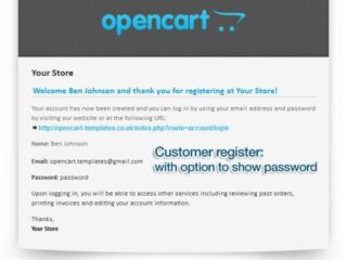 OpenCart-Professional-HTML-Email-Template-Nulled-Download