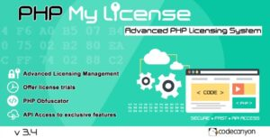 PHPMyLicense-Nulled-Download