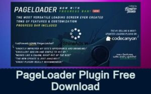 PageLoader_-WordPress-Loading-Screen-and-Progress-Bar-Free-Download-Nulled