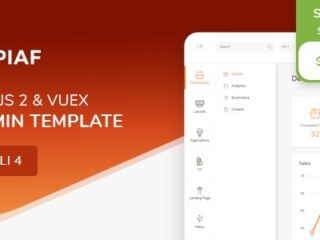 Piaf-Vuejs-Nulled-download