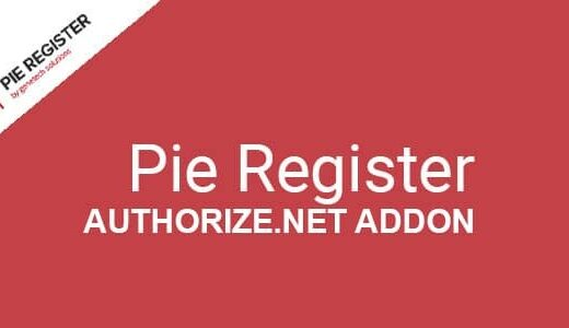Pie-Register-Authorize.Net-Nulled-Download