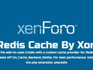 Redis-Cache-By-Xon-Nulled-Download