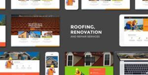 Roofing-Renovation&Repair-Service-WordPress-Theme-Nulled-Download