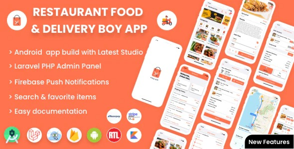 Single-restaurant-food-ordering-app-Nulled-Download
