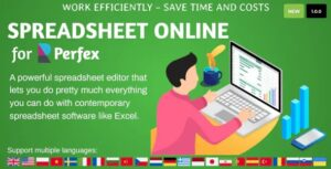 Spreadsheet-Online-for-Perfex-CRM-Nulled-Download