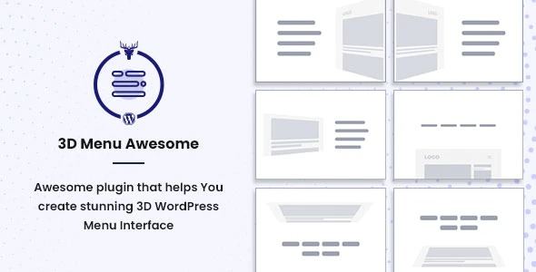 Stunning-3D-Off-Canvas-Menu-WP-Plugin-Nulled-3D-Menu-Awesome-Nulled-Download