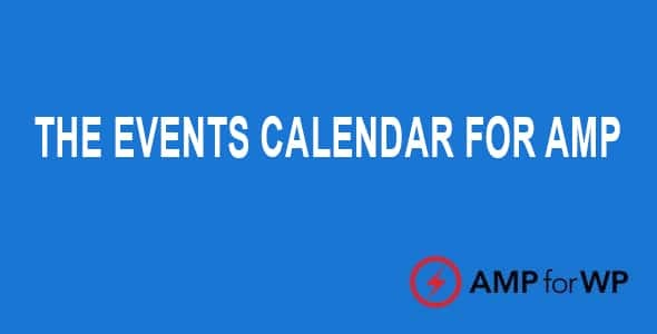 The-Events-Calendar-for-AMP-Nulled-Download
