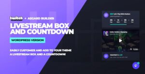 Twitch-LiveStream-Box-and-Countdown-WordPress-Plugin-Nulled-Download