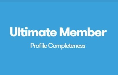 Ultimate-Member-Profile-Completeness-Nulled-Download