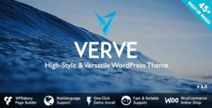 Verve-High-Style-WordPress-Theme-Nulled-Download