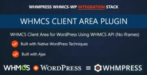 WHMCS-Client-Area-for-WordPress-by-WHMpress-Nulled-Download