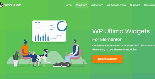 WP-Ultimo-Widgets-for-Elementor-Nulled-download