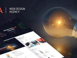 Wagency-Nulled-Web-Design-Company-WordPress-Theme-Download