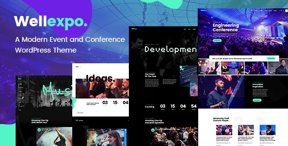 WellExpo-Event&Conference-Theme-Nulled-Download