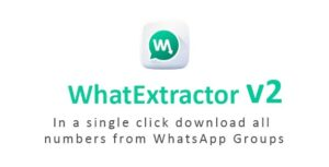 WhatExtractor Nulled