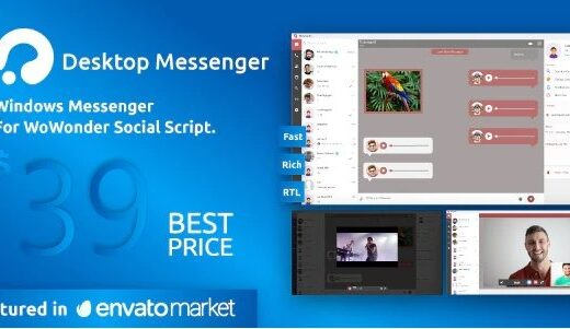 WoWonder-Desktop-A-Windows-Messenger-For-WoWonder-Social-Script-Nulled