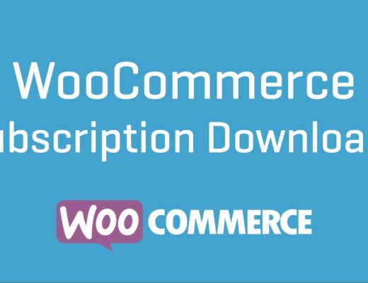 WooCommerce-Subscription-Downloads-Nulled-Download